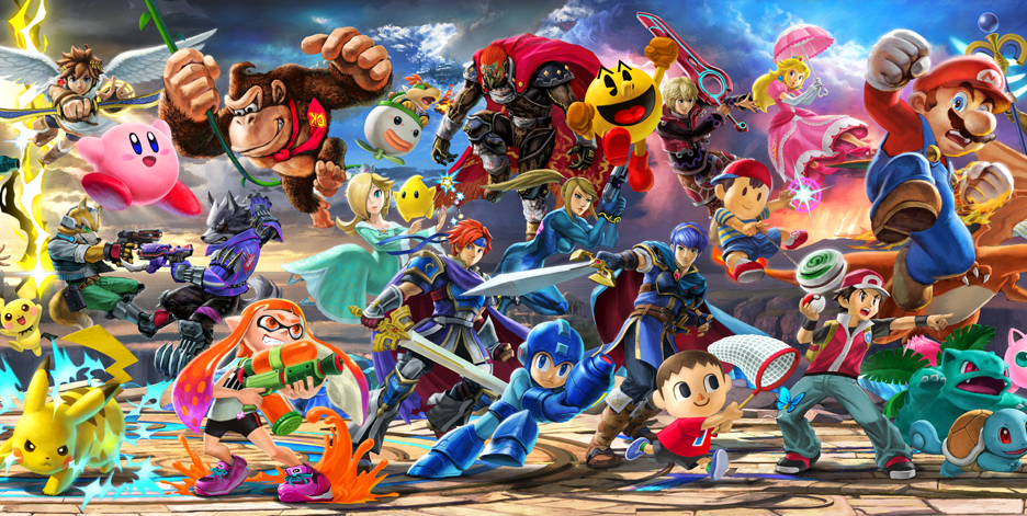 Photo of Smash Ultimate Character List – Complete Fighter Roster