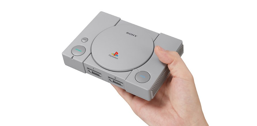 "Photo of Sony Announces the ""Classics"" Packed Into PlayStation Classic"