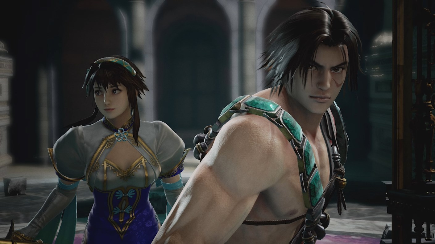Top 10 Characters from the Soulcalibur Series