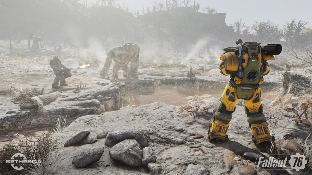 Fallout 76 Glitch Guide - Power Armor, Item Duplication, Fusion Cores