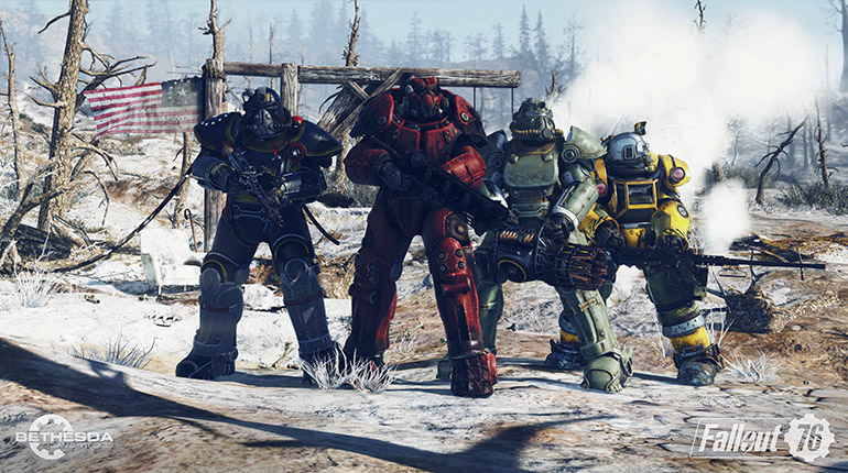 Photo of Fallout 76 Multiplayer Guide – How PvP Works, Nukes, Camps, & More