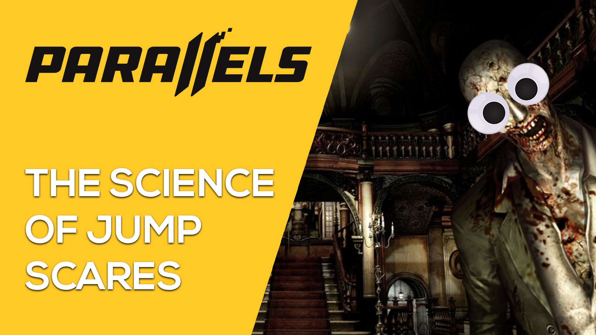 Photo of Parallels: The Science of Jump Scares