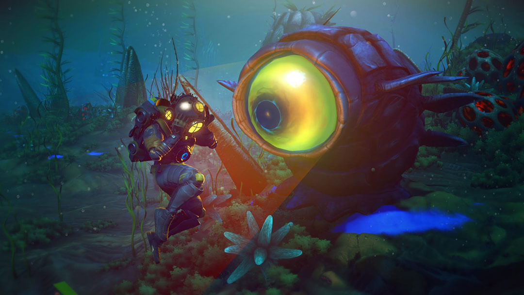Photo of No Man's Sky The Abyss Update Is All Underwater