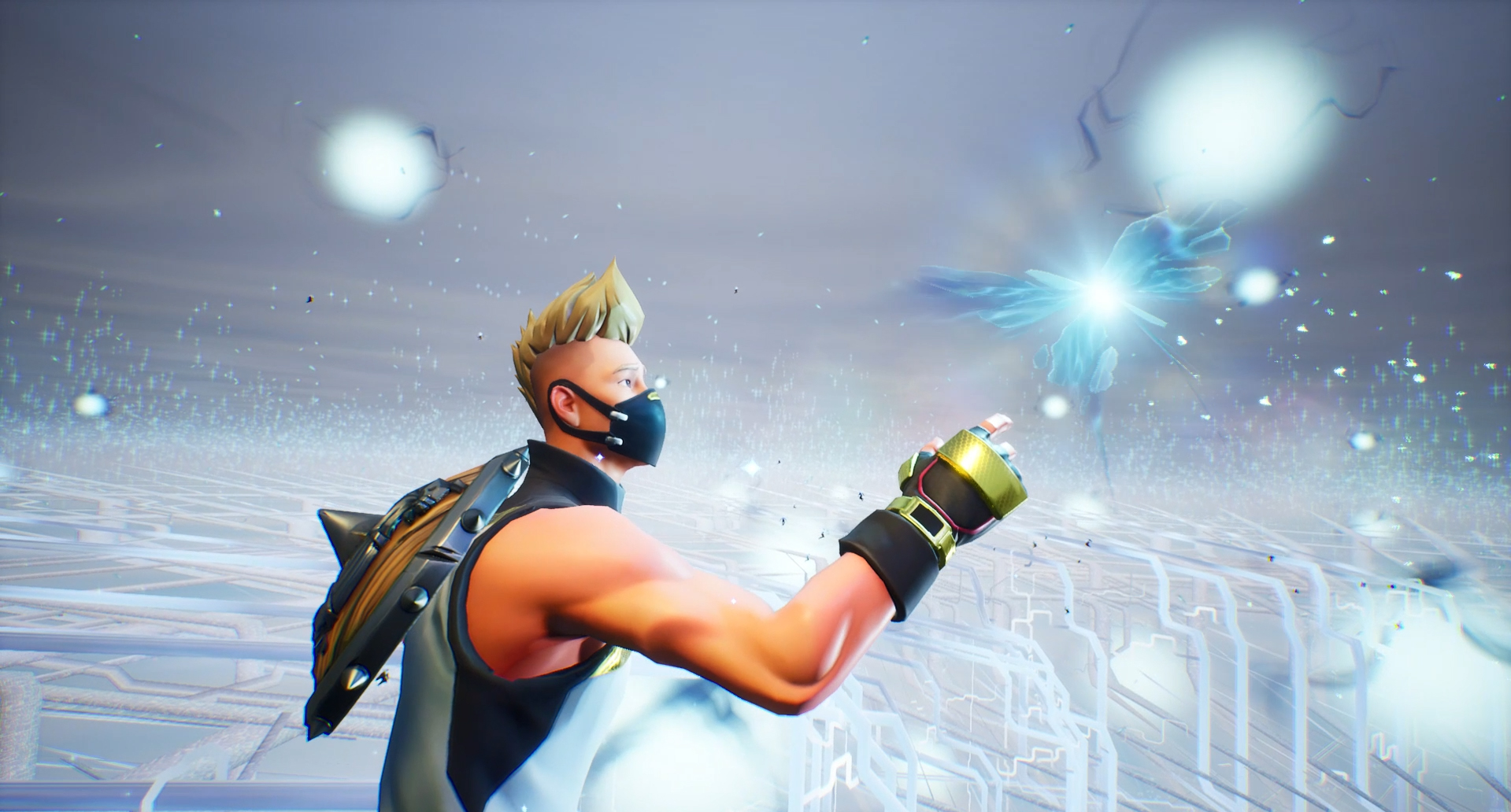 Fortnite S Cube Exploded And Sent Players Into Another Dimension