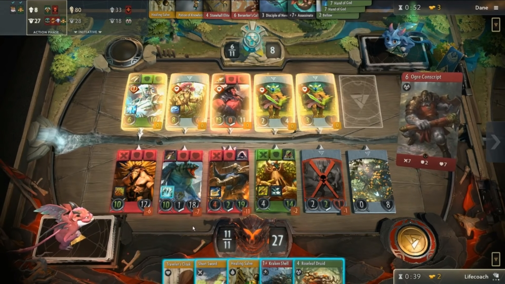 Artifact Preview Tournament 2