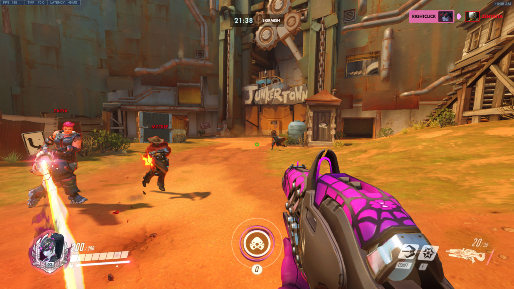 Overwatch Hitscan Guide - How to Play Hitscan Heroes