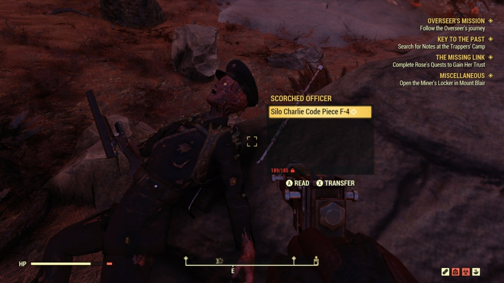 Fallout 76: How to Launch a Nuke