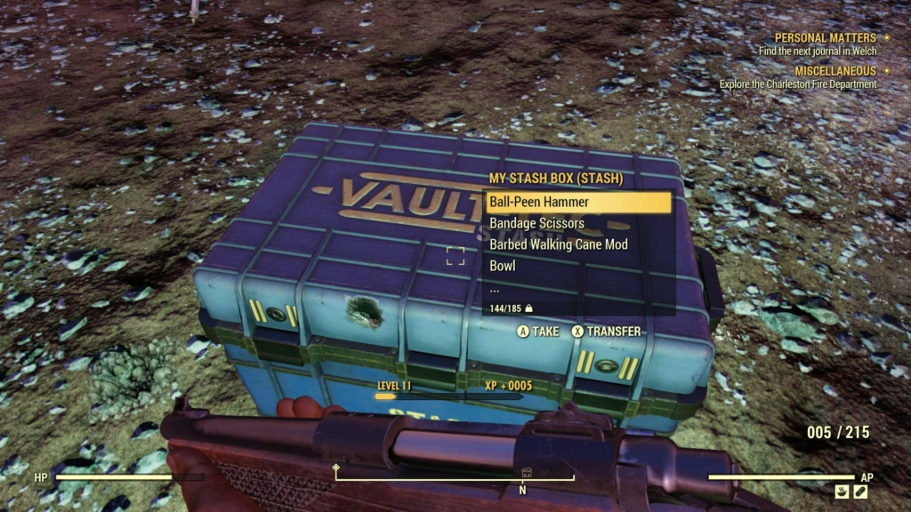 Fallout 76 Camp Guide