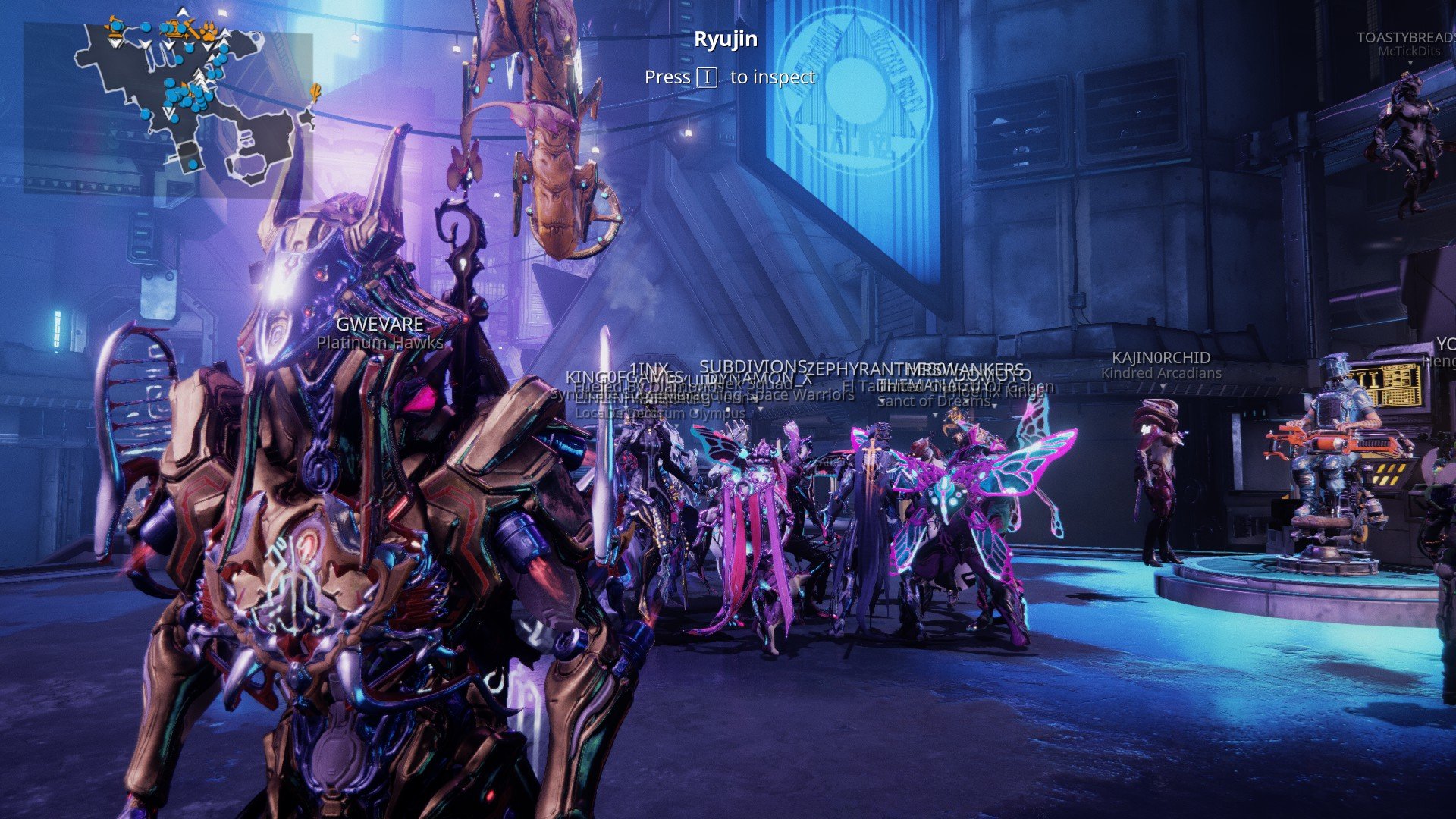 Warframe Fortuna 69