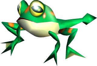 Froggy (Sonic Adventure)