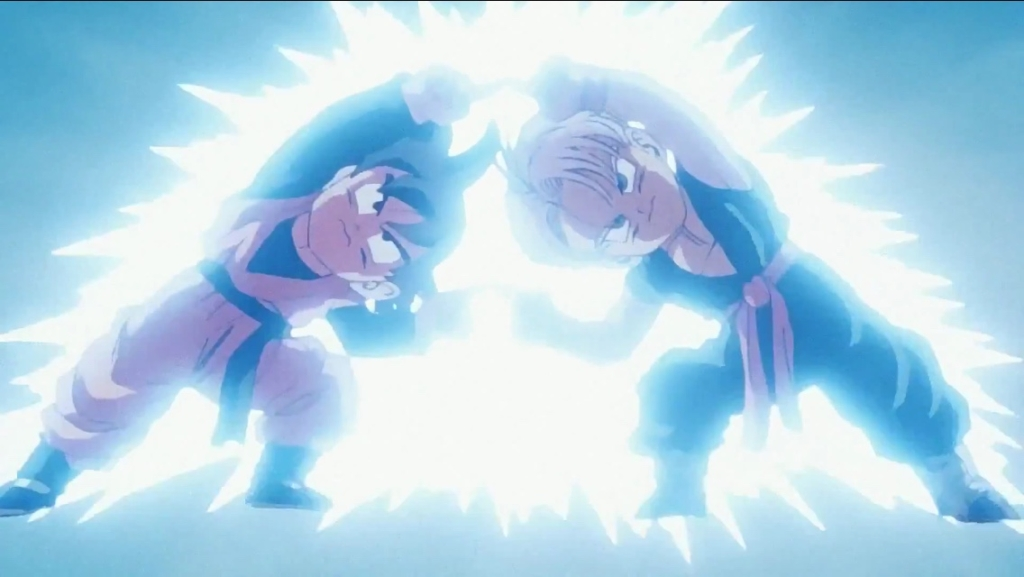 Dragon Ball Z (Fusion Dance)