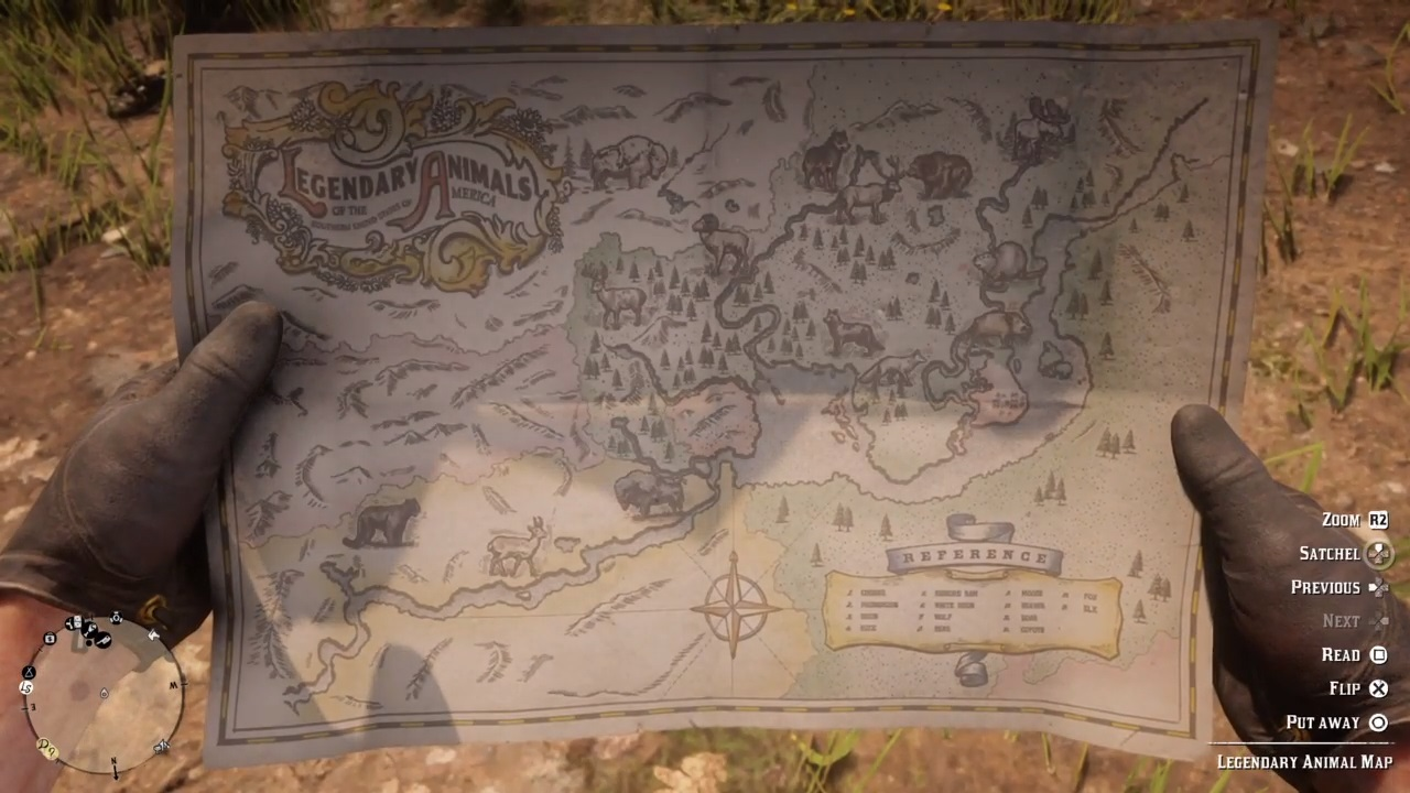 Photo of Red Dead 2 Legendary Animals Map – Hunting Locations and Guide