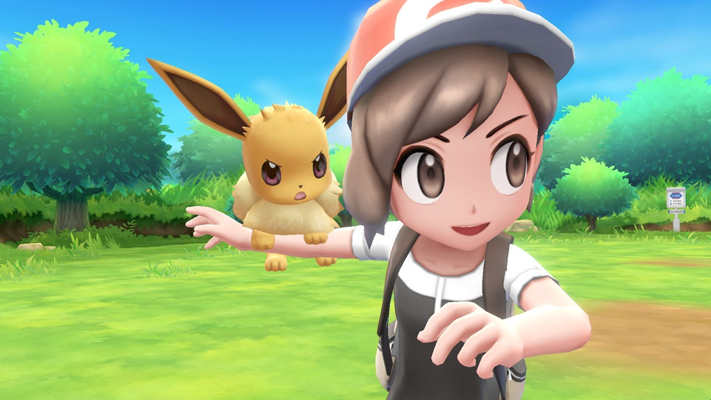 Pokemon Let's Go Review