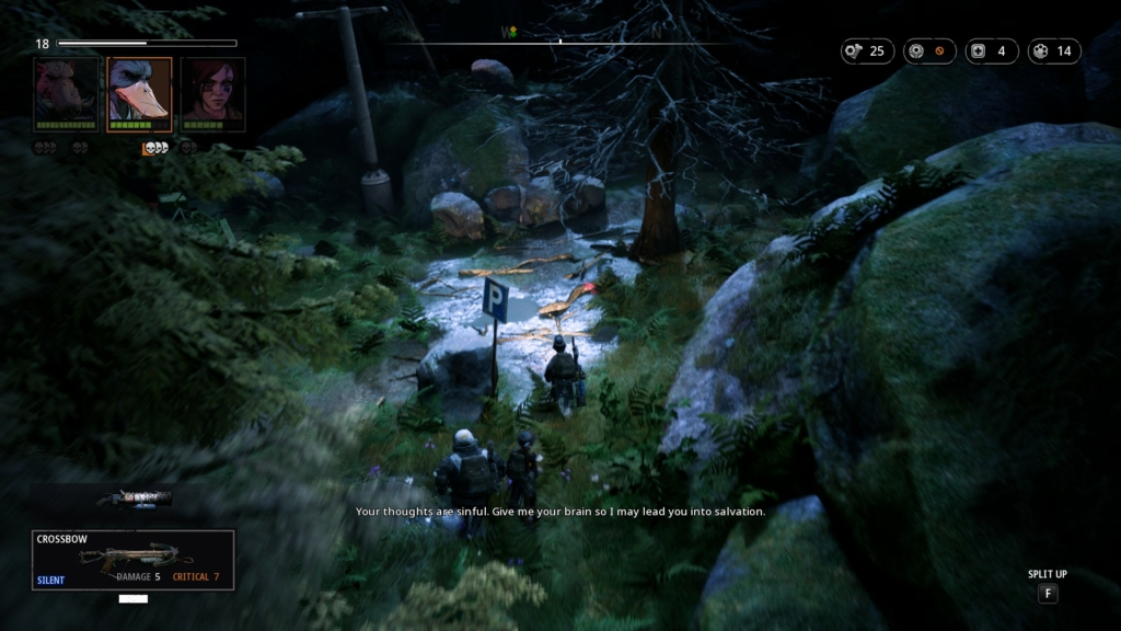 Mutant Year Zero Preview