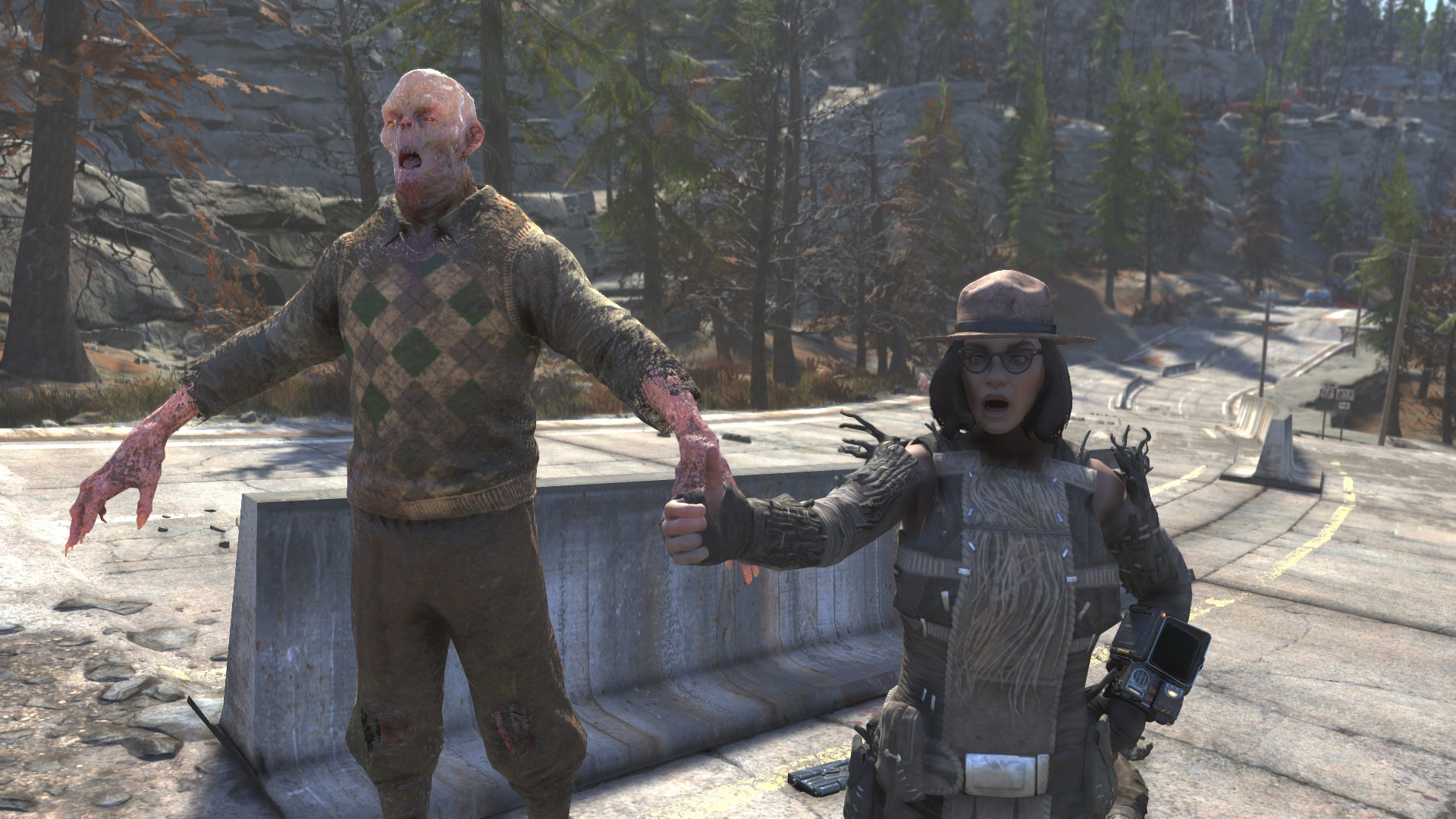 Fallout 76 PVP Guide - Pacifist Mode and How to Deal With Griefing