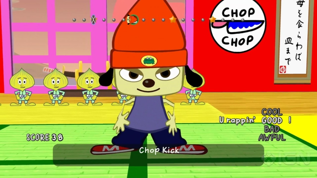 Parappa the Rapper (Remaster)