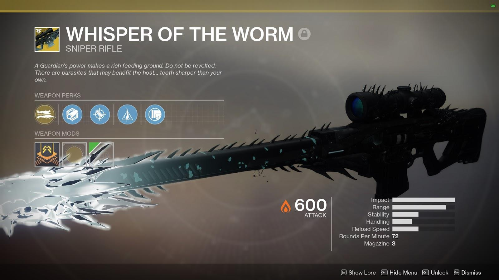 Whisper of the Worm 11