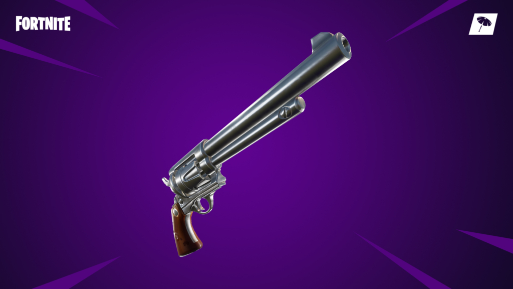 fortnite pistol