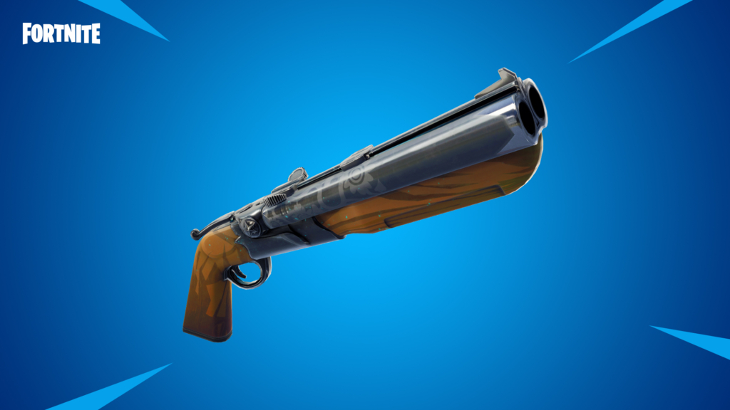fortnite shotgun