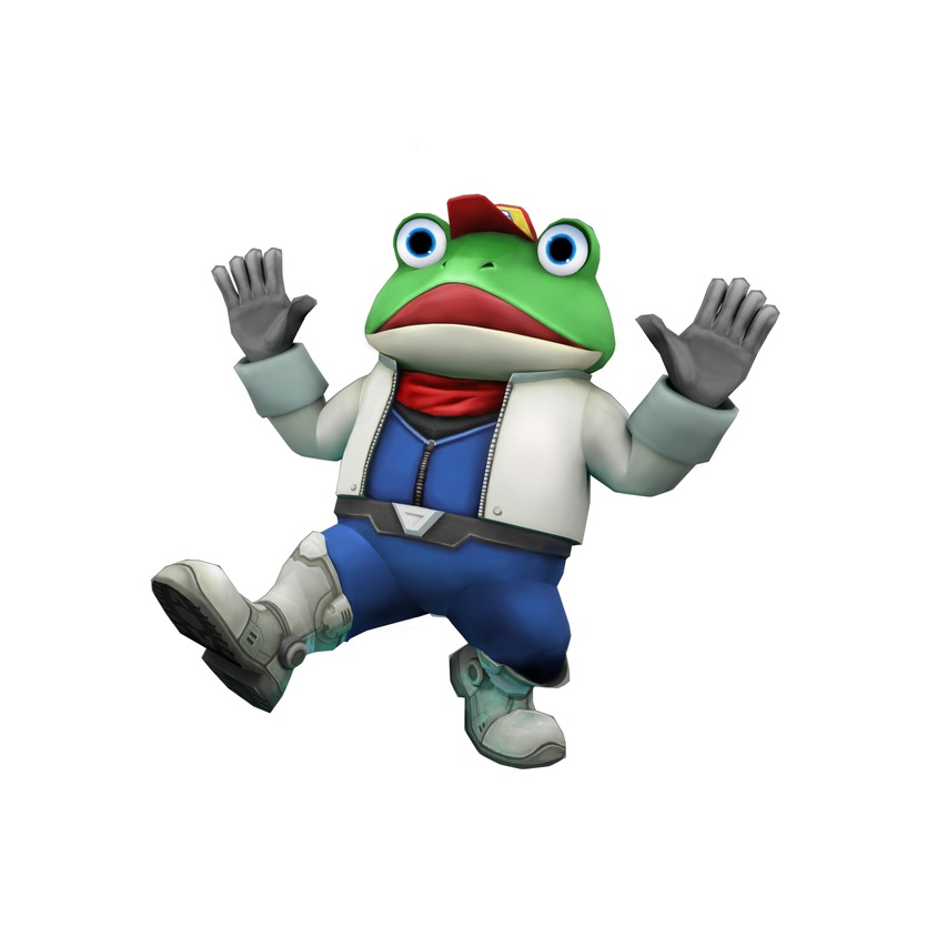 Slippy Toad (Star Fox 64 3D)