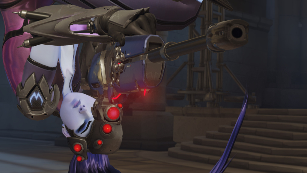 Overwatch Widowmaker Scope