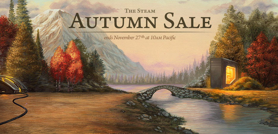 Photo of Prepare Thy Wallets, the Steam Autumn Sale Is Here