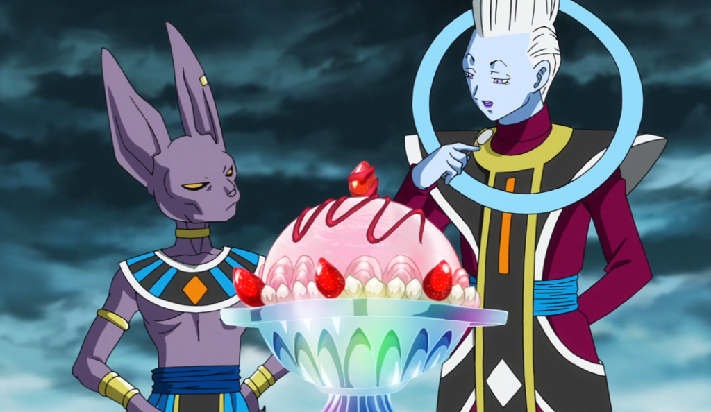 Dragon Ball Z (Beerus and Whis)
