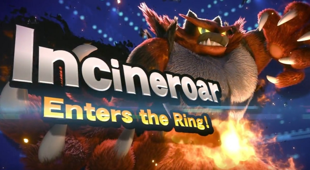 Incineroar Super Smash Bros Ultimate