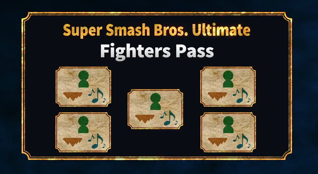 DLC Fighters Super Smash Bros Ultimate