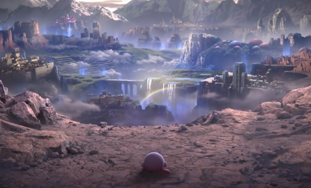 Kirby Super Smash Bros Ultimate