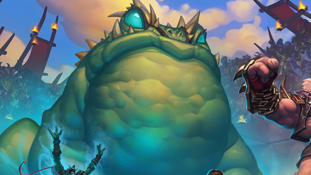 Photo of 5 Things to Love About Hearthstone's Big New Frog