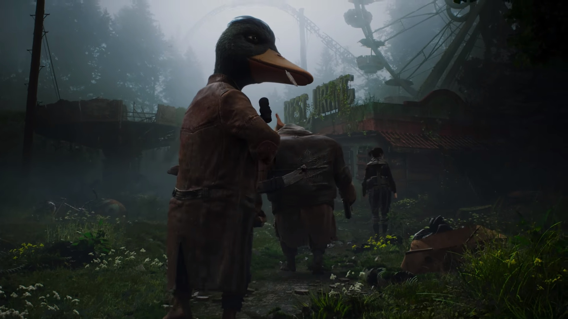 Photo of Mutant Year Zero: Road to Eden Impressions – Duck, Duck, Pig?
