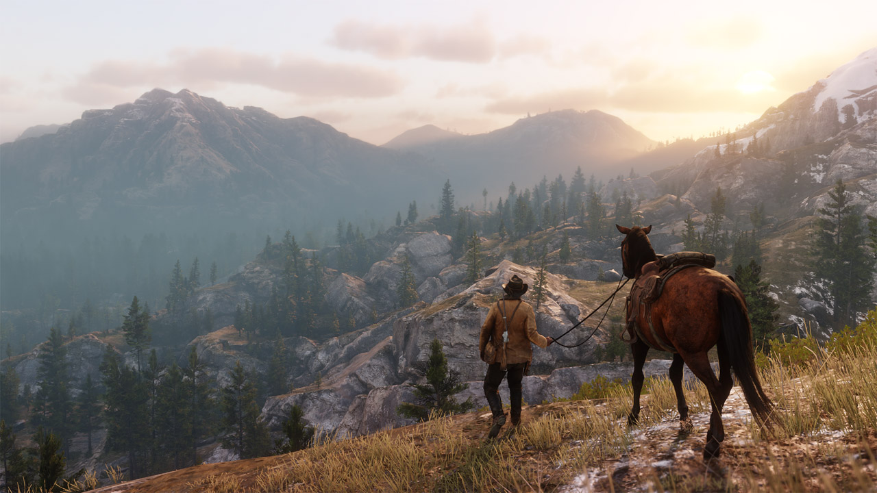 Red Dead 2 Fast Travel