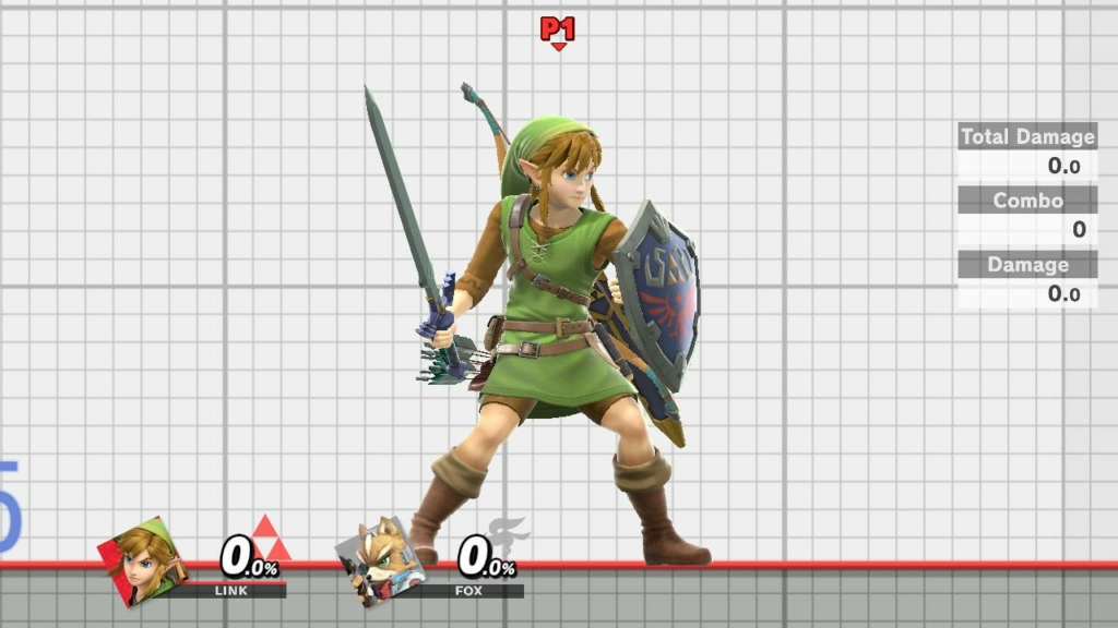 Link Green Tunic
