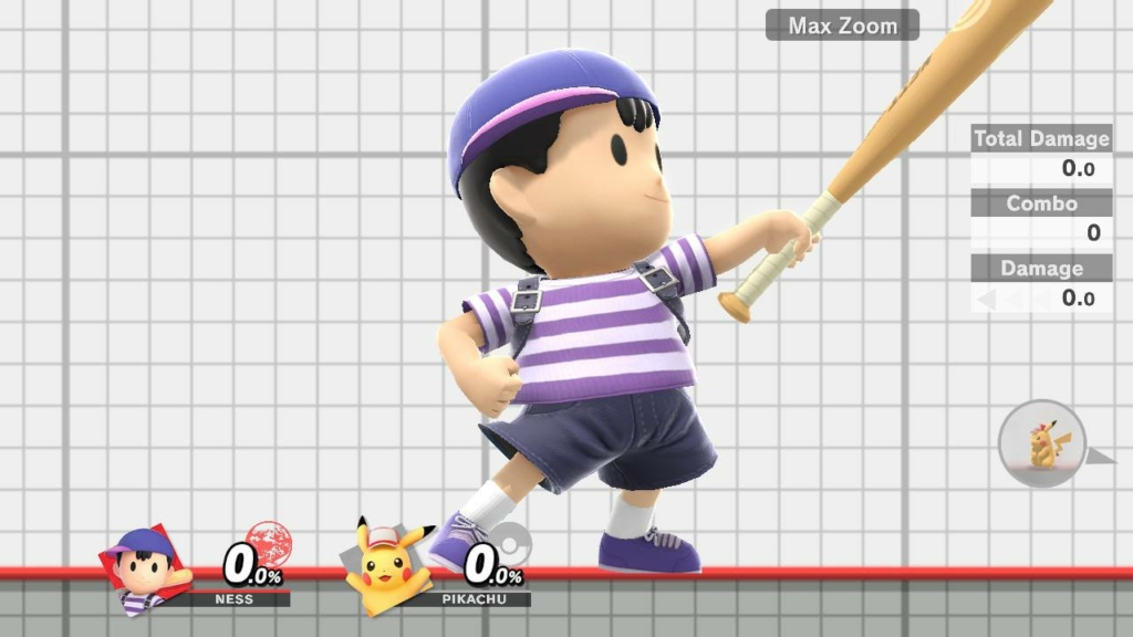 Ness Purple