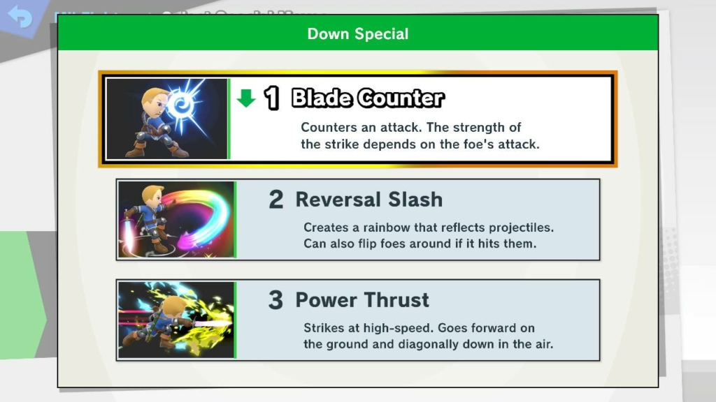 Smash Ultimate Mii Fighter Guide - Moves, Outfits, Strengths, Weaknesses
