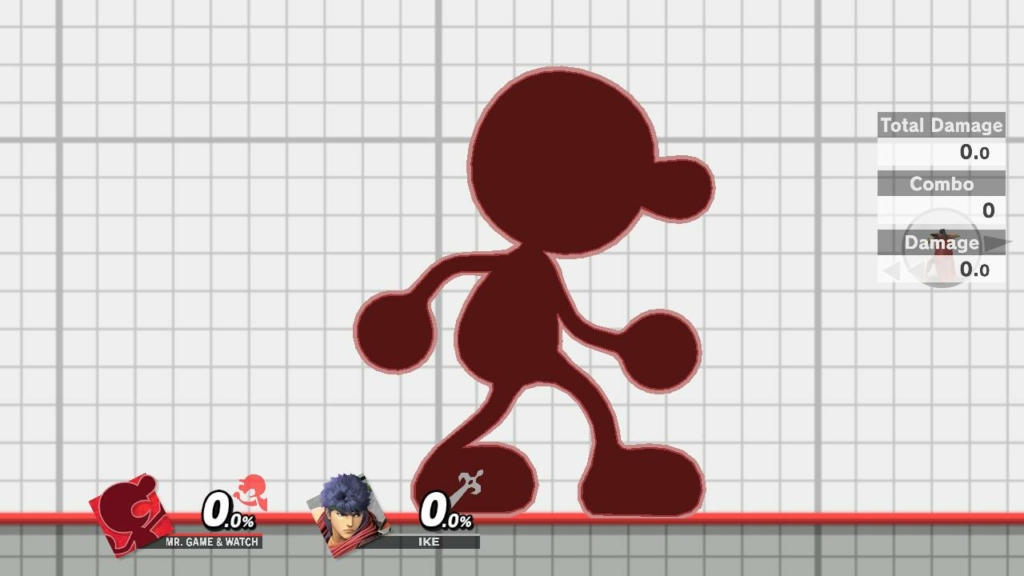 Game and Watch Red
