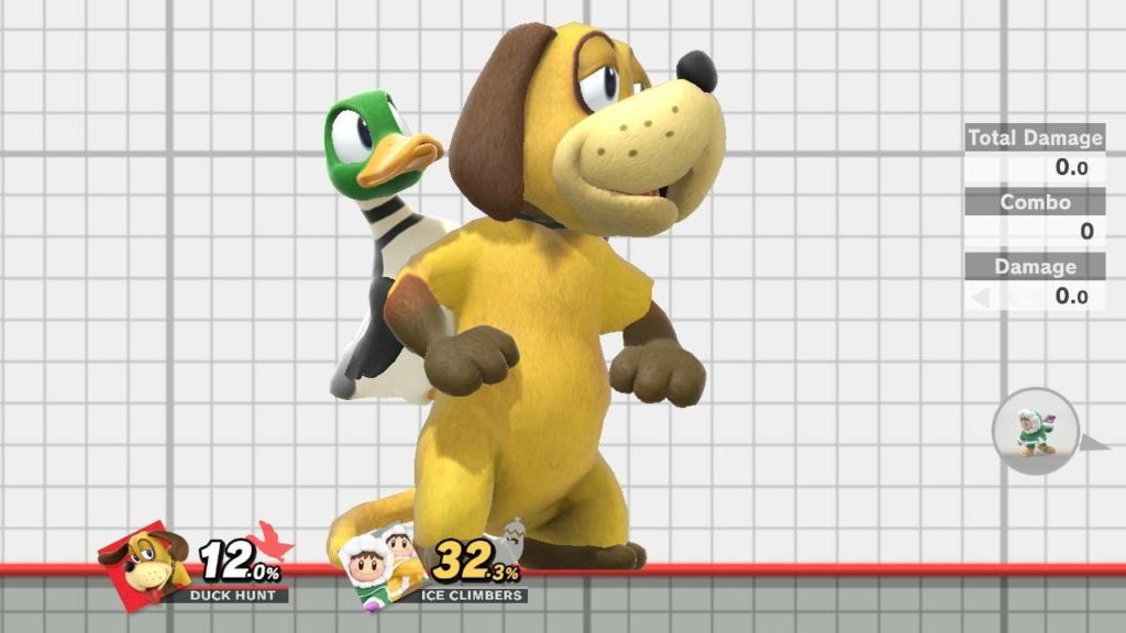 Duck Hunt Yellow
