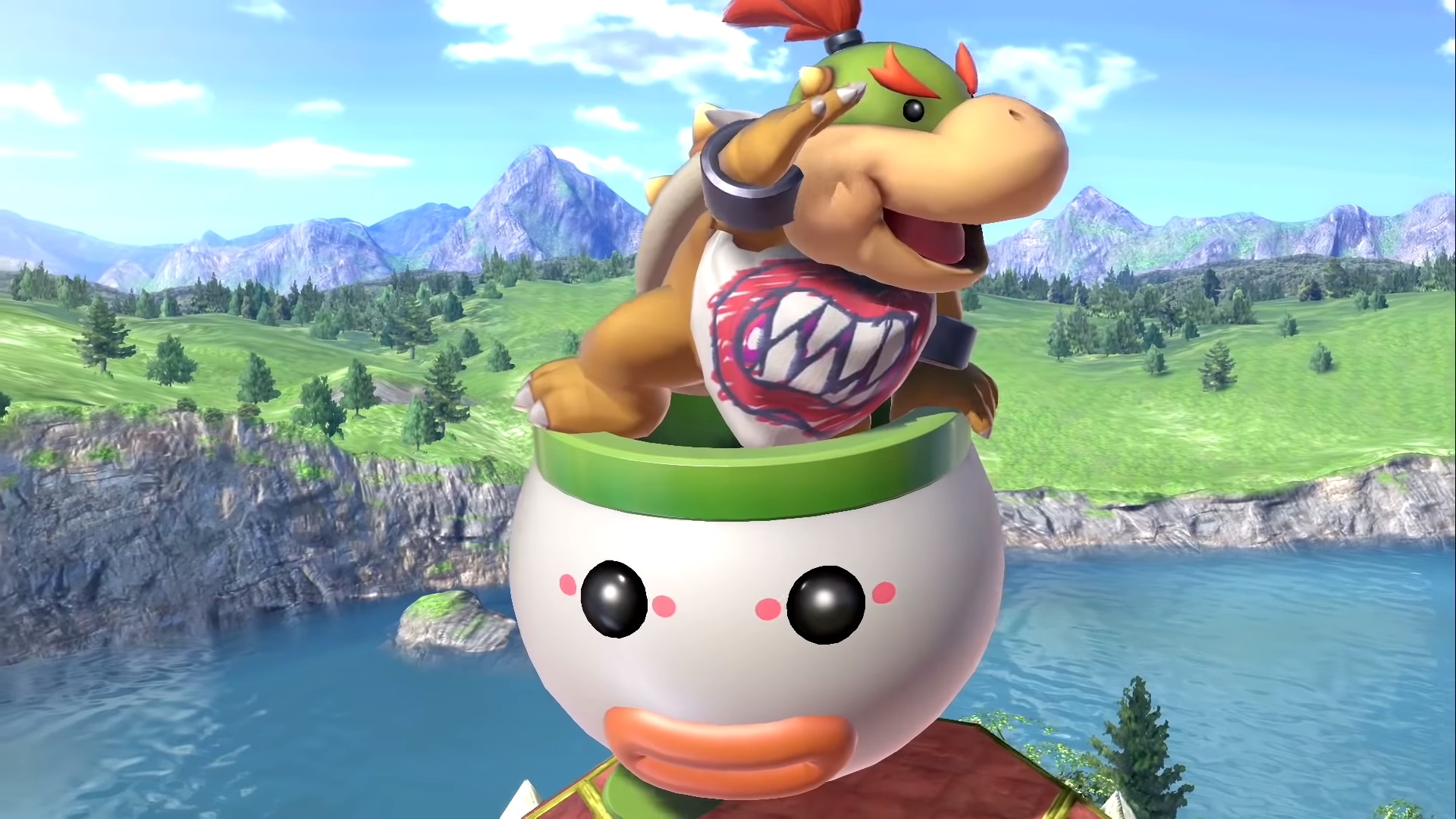 Bowser Jr. Smash Ultimate Guide