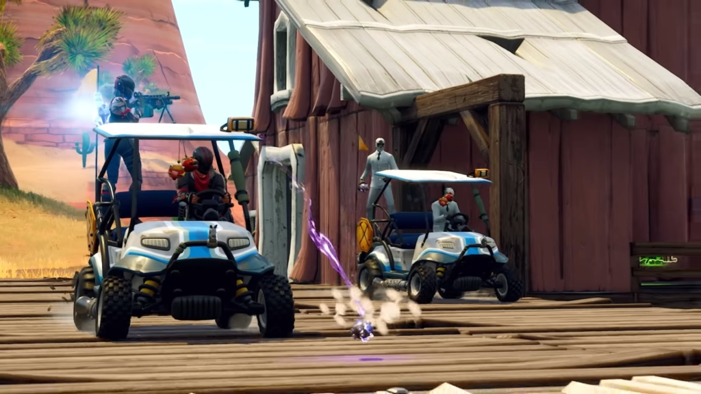 Fortnite Best Ongoing Game