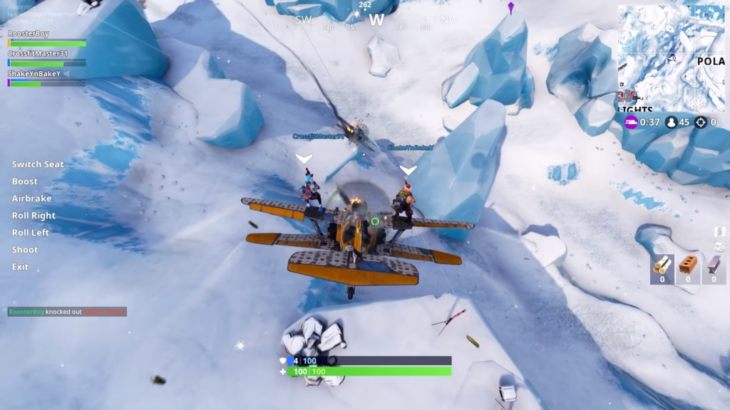 Fortnite Stormwing Guide
