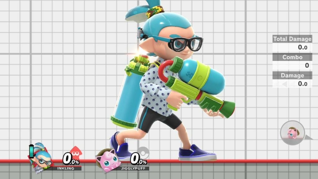 Inkling Smash Ultimate
