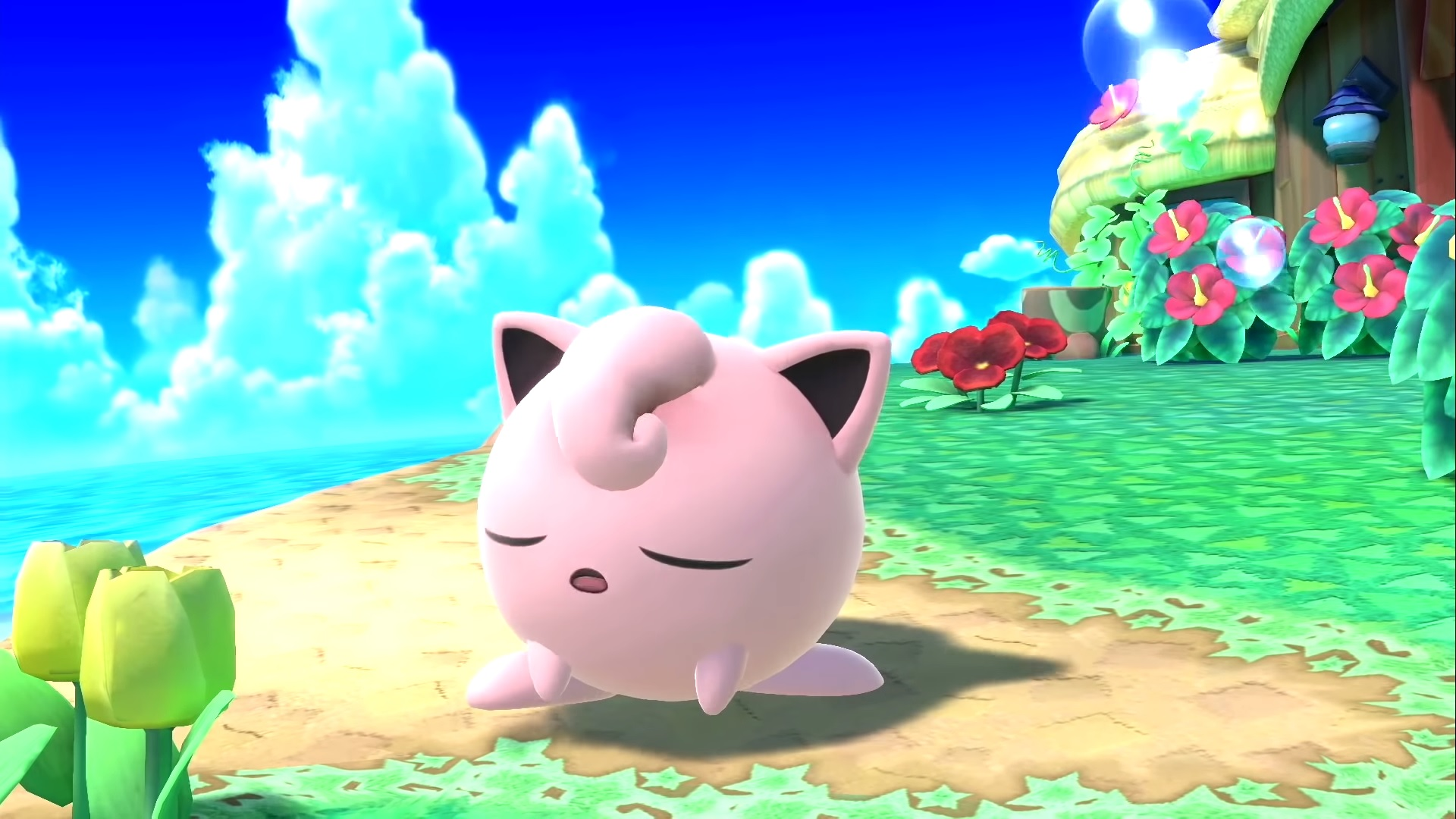 Smash Ultimate Jigglypuff Guide - Moves, Outfits, Strengths