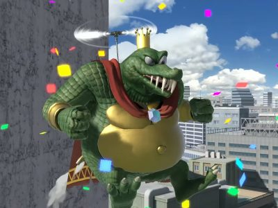 King K Rool Smash Guide