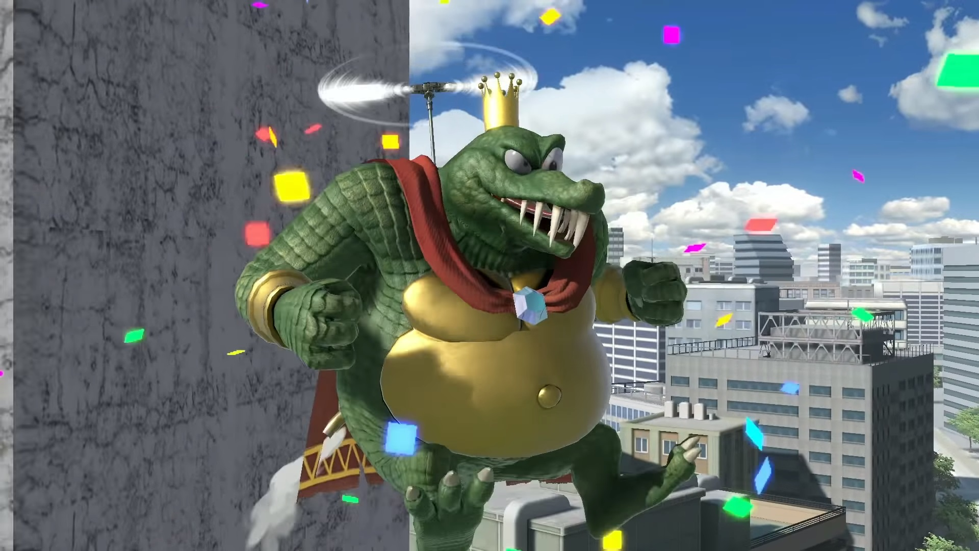 Smash Ultimate King K  Rool Guide – Moves, Outfits, Strengths