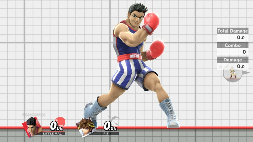 Little Mac Smash Ultimate