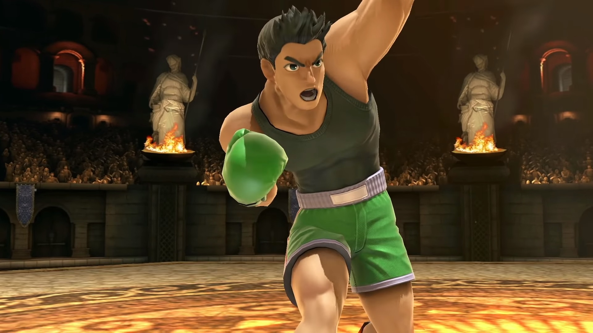 Little Mac Smash Guide