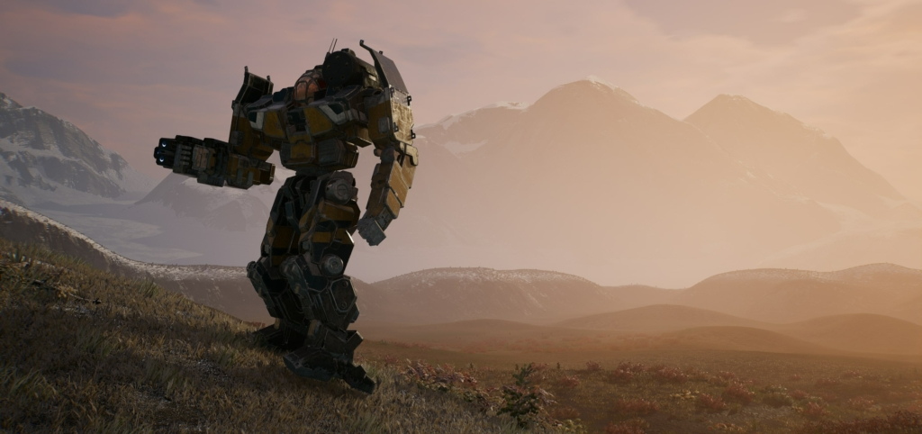 MechWarrior 5 Preview