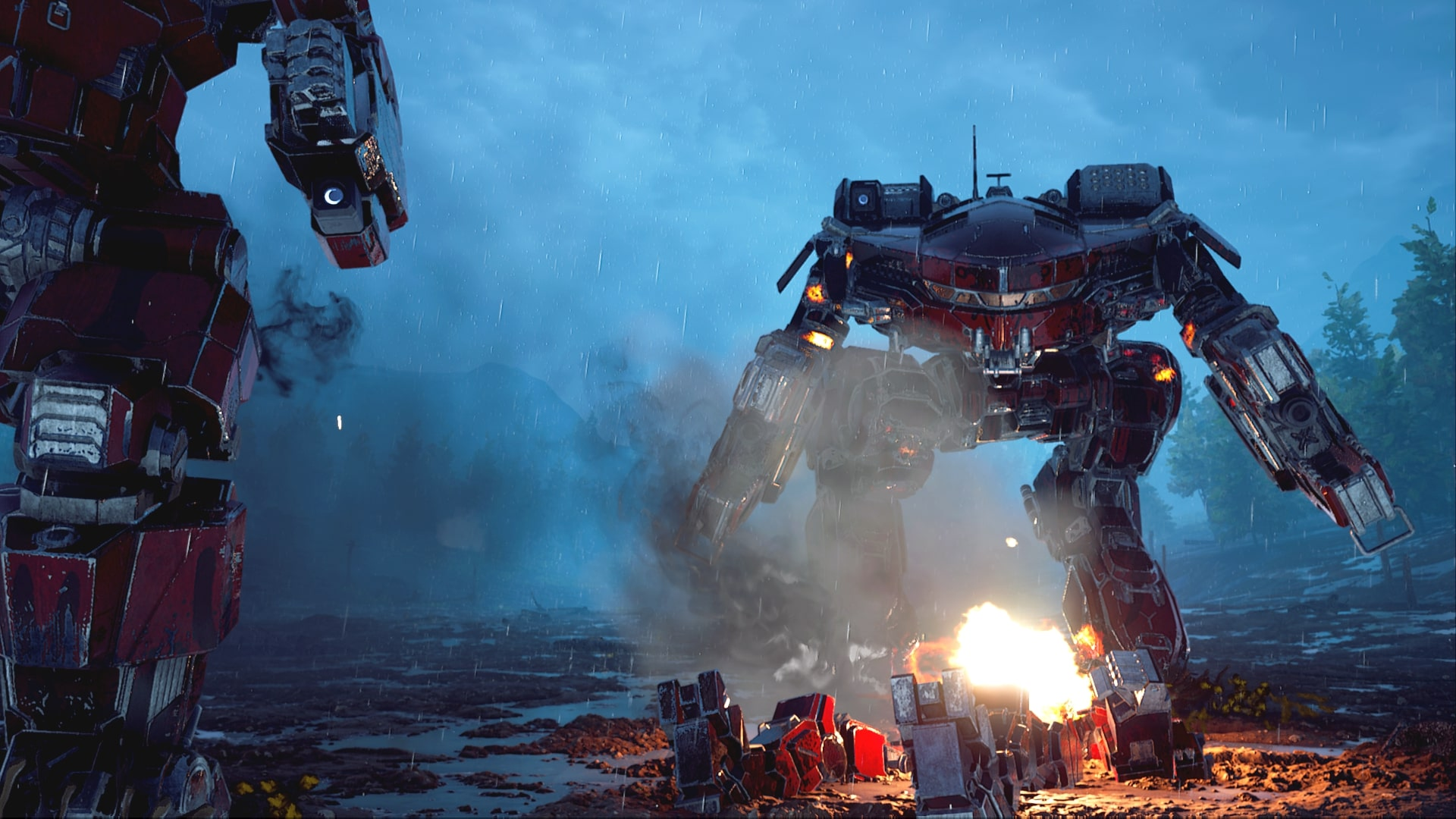 MechWarrior 5 Is Building Giant Robots With Authenticity in Mind