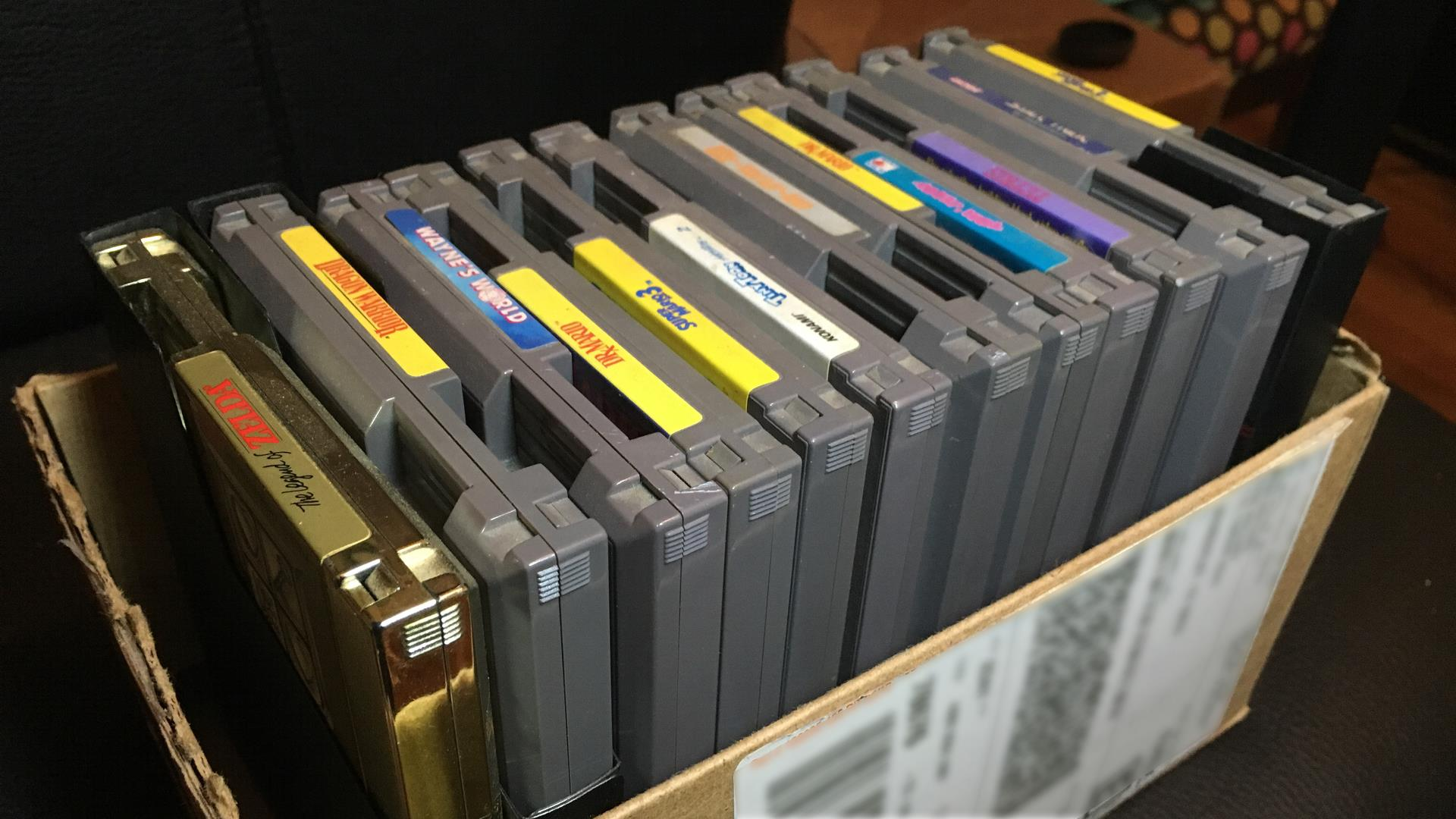 Photo of Every NES Game I Found at My Parents' House, Ranked